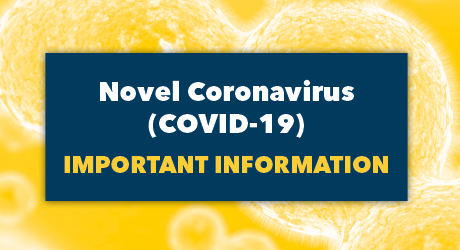 CoronaVirus Center Graphic