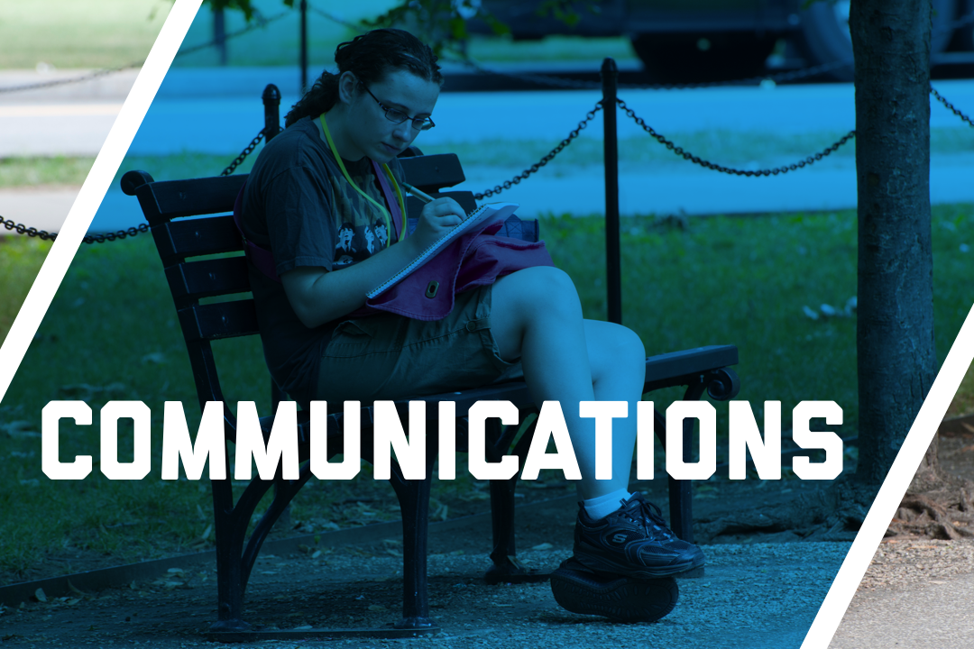 Graphic for communications Pre-College programs