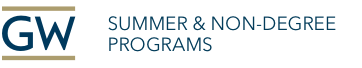 Summer and Non-Degree Programs Logo