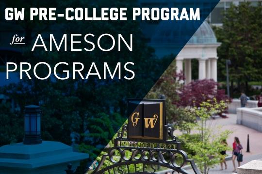 Photo of GW Campus