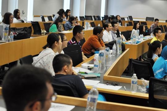 International Students at GW