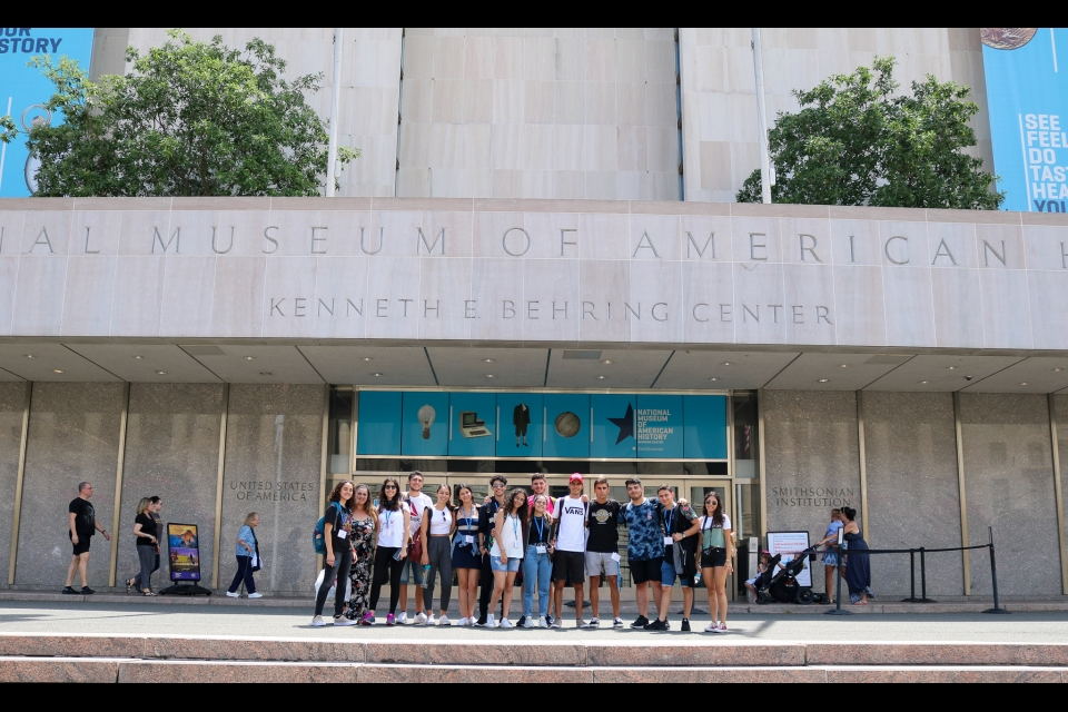 American History Museum-Group