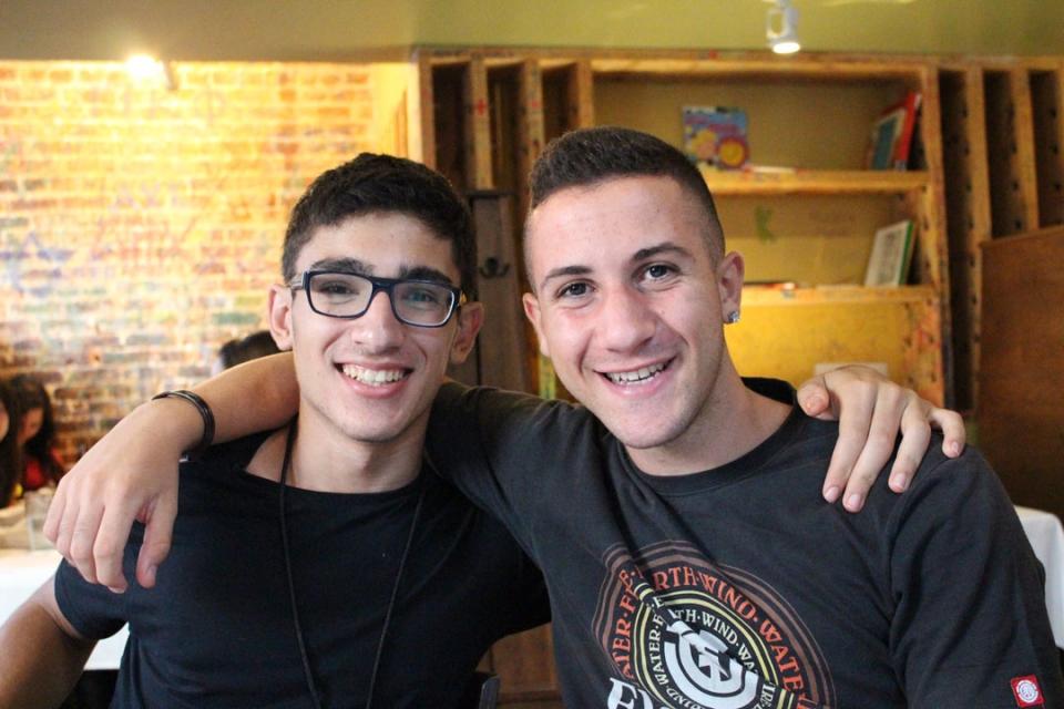 Cyprus students