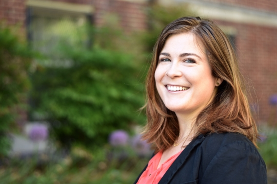 Headshot of Alison Schmierer