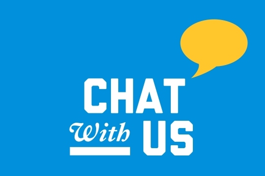 Chat with us via Skype