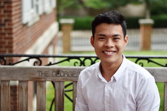 Headshot of Hoang My Nguyen