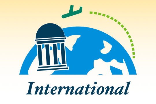 International Student Graphic