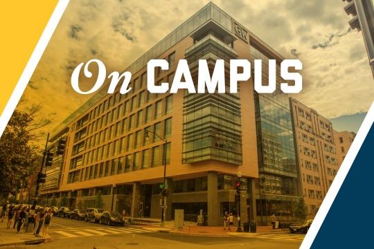 On-Campus Graphic
