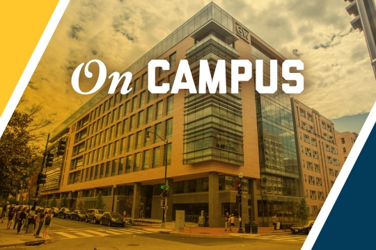 On-Campus Graphic