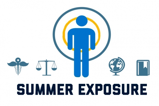 Summer Exposure Graphic