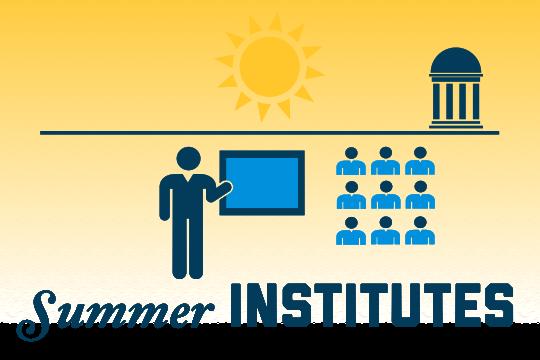 Summer Institutes graphic