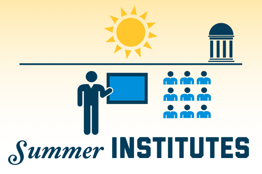 Summer Institutes graphic