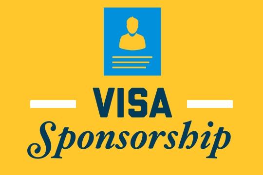 Visa sponsorship