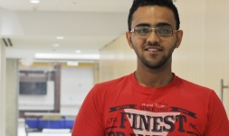 Headshot of Ali Akash, International Summer alumnus from Kuwait