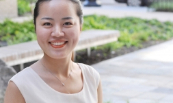 Photo of Lulu Sun, International Summer at GW Alumna from China